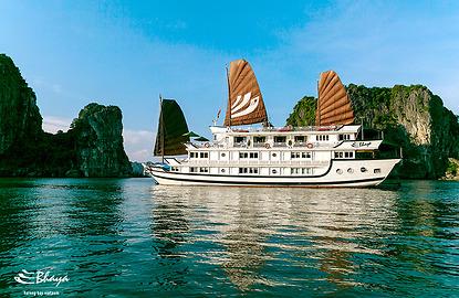 Tour Hạ Long 3 ngày 2 đêm ngủ tàu 4 sao