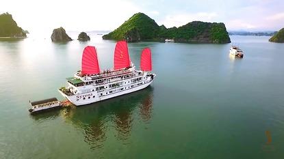 Tour Hạ Long 2 ngày 1 đêm ngủ tàu 4 sao