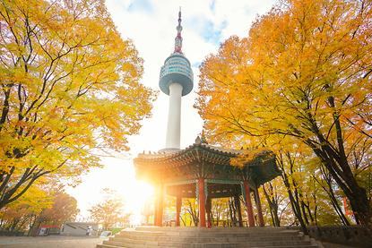Du lịch Hàn Quốc: Seoul-Nami-Everland-Namsan Tower 5N4Đ bay Vietjet