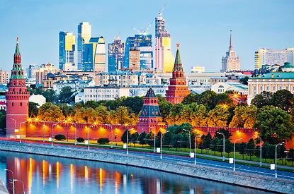 DU LỊCH NGA 9 NGÀY: MOSCOW - ST.PETERSBURG