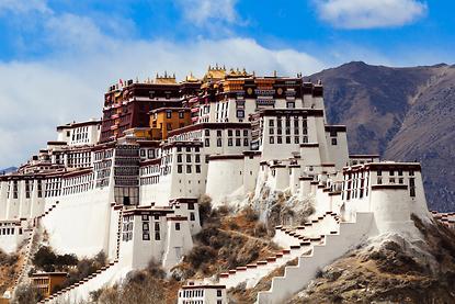 Du lịch Tây Tạng: Lhasa Yamdrok 6 ngày 5 đêm