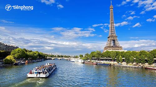 Du lịch Châu Âu Pháp Đức Bỉ Hà Lan 9 ngày