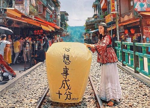 Du lịch Đài Loan mùa thu: Đài Bắc-Nam Đầu-Đài Nam-Cao Hùng 5N4Đ bay Vietjet