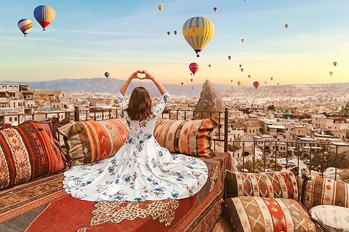 Du lịch châu Âu: Tour Thổ Nhĩ Kì