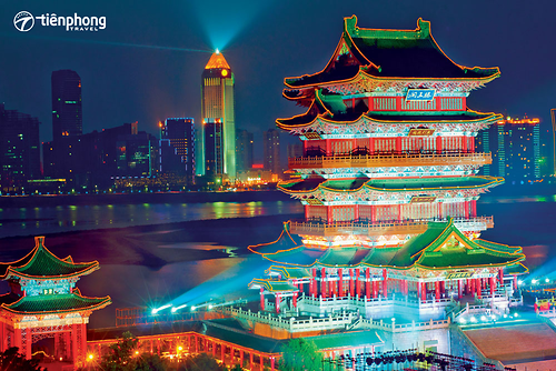 Du lịch Trung Quốc: Tour Thượng Hải - Hàng Châu - Tô Châu - Bắc Kinh