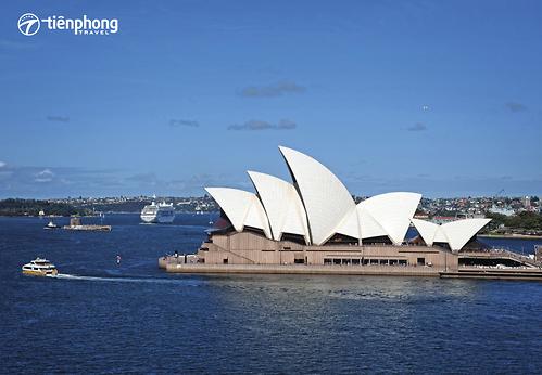 Du lịch Úc New Zealand