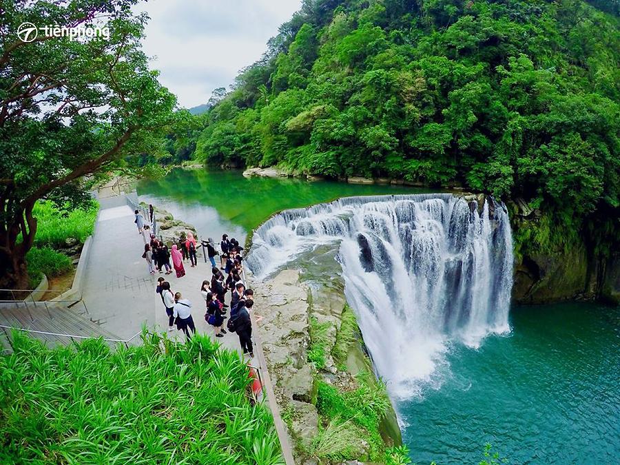 Du lịch Đài Loan: Cao Hùng Nam Đầu Đài Bắc 5 ngày bay VJ