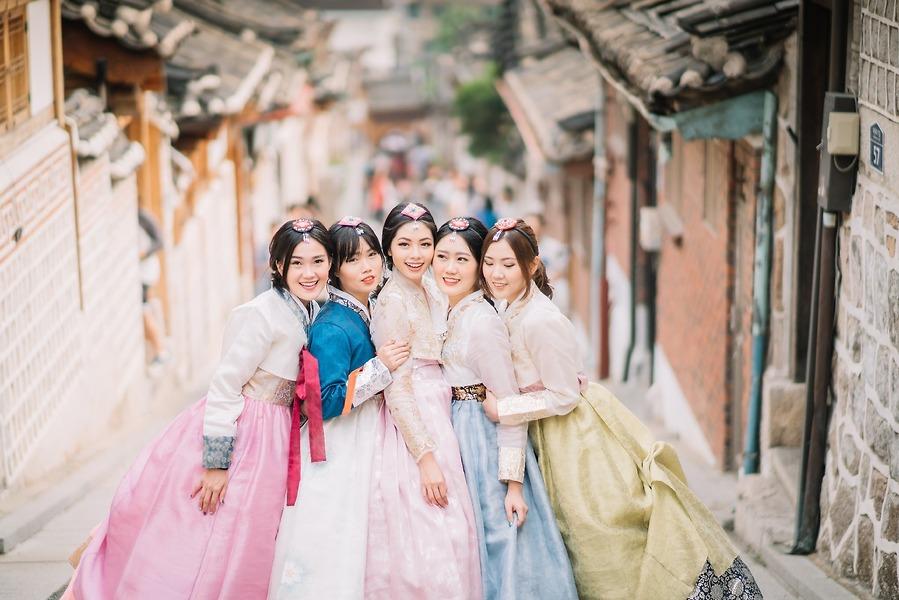 Tour Hàn Quốc: Seoul-Nami-Namsan Tower-Running Man