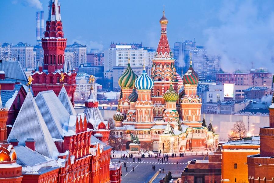 NGA 10 NGÀY 09 ĐÊM: MOSCOW - ST.PETERSBURG | Bay thẳng Vietnam Airlines