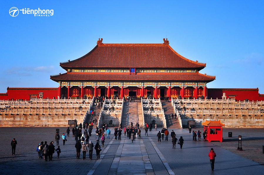 Tour du lịch Bắc Kinh 4 ngày bay thẳng