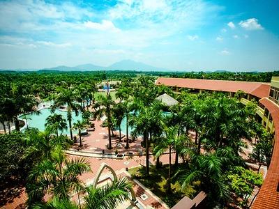 Nghỉ dững tại Asean Resort