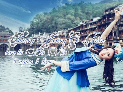 Phượng Hoàng Cô Trấn bay từ Hà Nội 6N5Đ