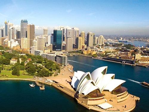 Cùng bay đến nước Úc kỳ thú