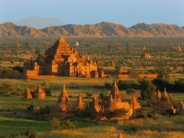 Myanmar vẻ đẹp hoang sơ