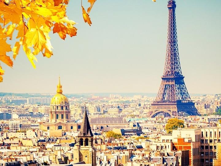 Du lịch châu Âu: Pháp - Bỉ - Hà Lan - Đức