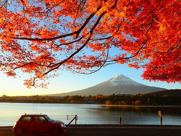 Du lịch Nhật Bản - Nagoya - Osaka - Kyoto - Phú Sỹ - Tokyo - Nagoya