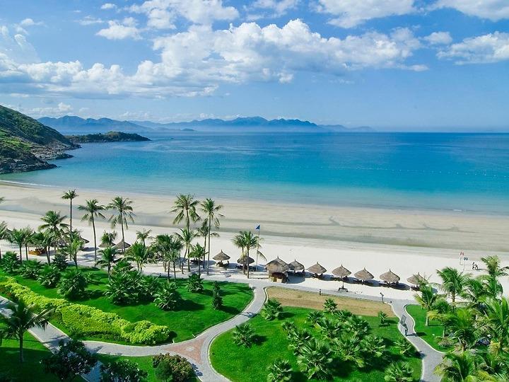Biển Nha Trang - KDL Vinpearland - Khoáng nóng I-resort - Biển Dốc Lết