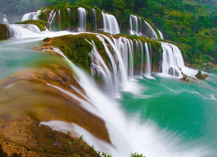 Du lịch Hồ Ba Bể - Thác Bản Giốc- Động Ngườm Ngao - Hang Pác Bó