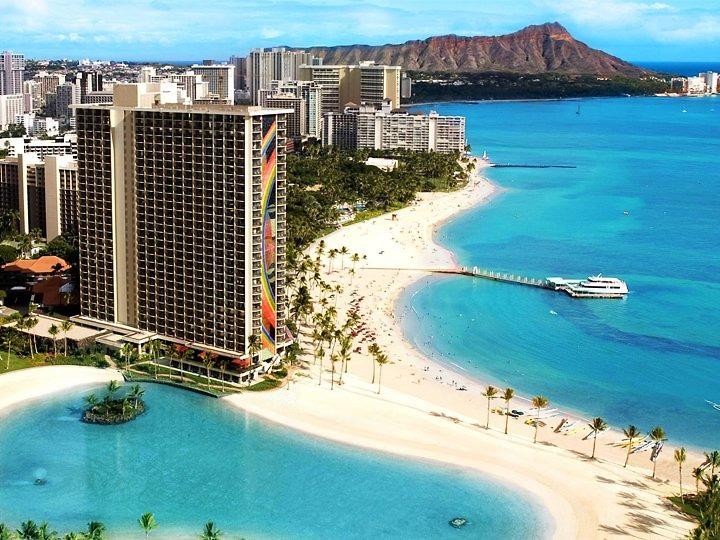 Thiên đường nhiệt đới Hawaii