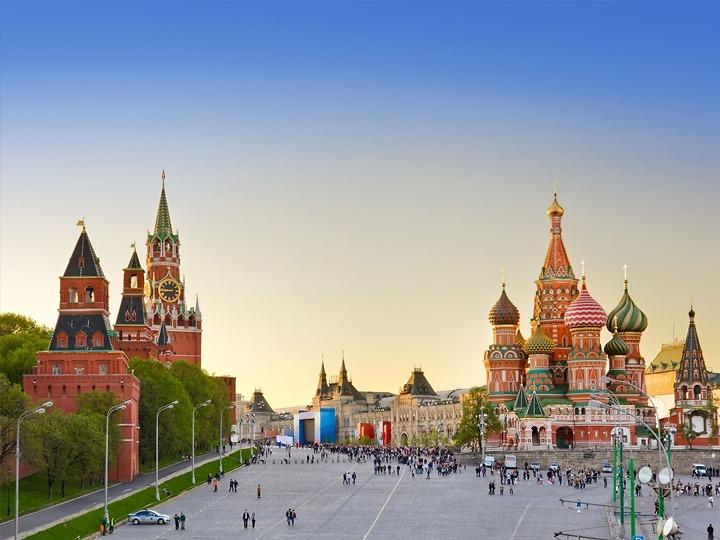 Du lịch Nga mùa tuyết trắng
