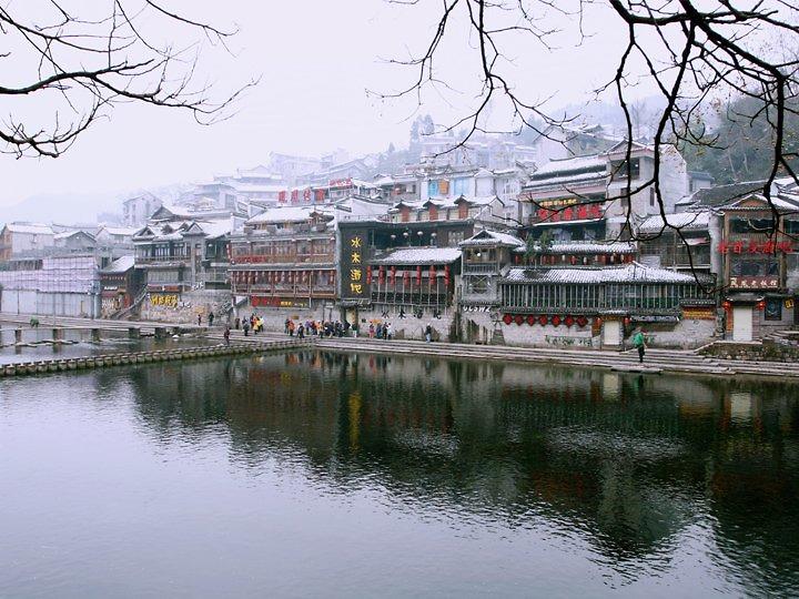 Trương Gia Giới - Phuợng Hoàng cổ trấn (đường Bay)