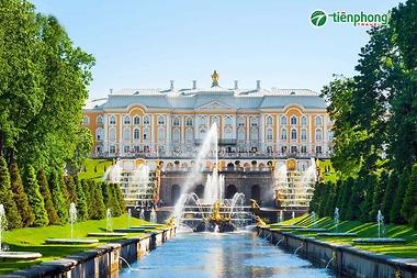 Tour du lịch khám phá nước Nga 2020