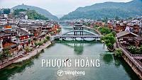 Du lịch Phượng Hoàng cổ trấn - Hành trình cho trái tim