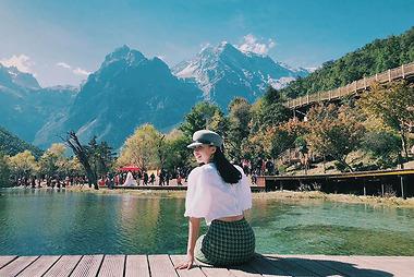 Review Lệ Giang Shangrila - Tiên Phong Travel đồng hành cùng đoàn PVI