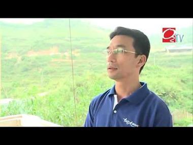 Lãnh Đạo Tiên Phong Travel làm từ thiện tại Hà Giang